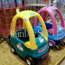 typhoon cart four wheel retail shopping trolley