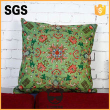 woven cotton cushion cover bedding made in China