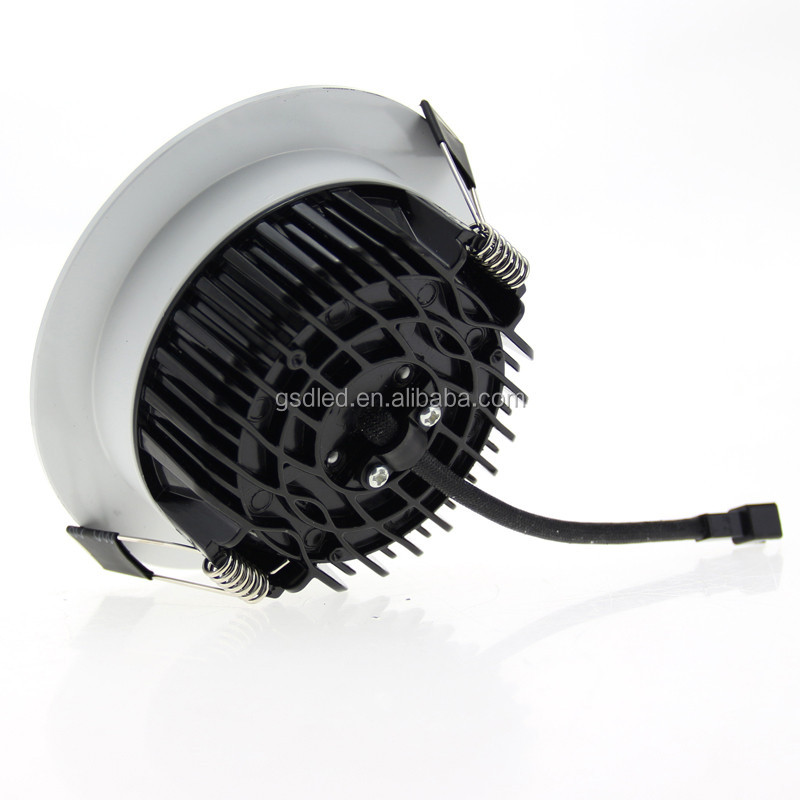 SMD Adjustable Fire rated 20W LED Downlight / SMD led down light 3 years warranty