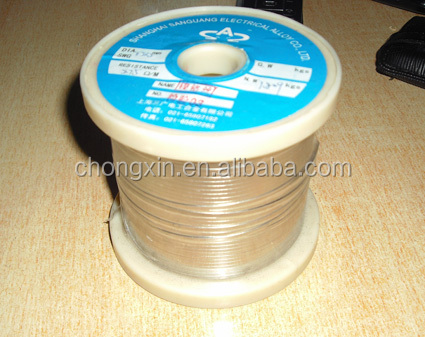 0Cr15Al5 0Cr13Al4 0Cr25Al5 0Cr21AlCr4 0Cr23AlCr5 0Cr21AlCr6 Electric heating wire
