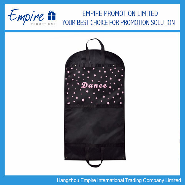 Promotional Fashion Decoration Dance Bags With Garment Rack