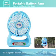 Mini Plastic Portable Battery Charging Rechargeable USB Cooling Fan for Handheld Use