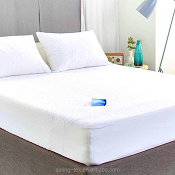 Durable Anti Bed Bugs Luxury King Size Hypoallergenic Waterproof Mattress Protector