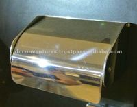 Type S 1110 Stainless Steel Toilet Paper Holder