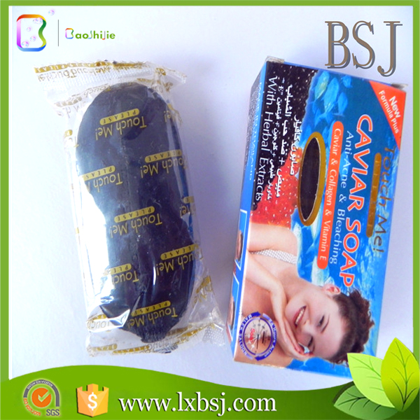 125g Acne treatment collagen vitamineE caviar best soap