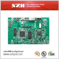 One-Stop Contract PCB/PCBA for Electronics Contract pcb board AssemblY in SZH