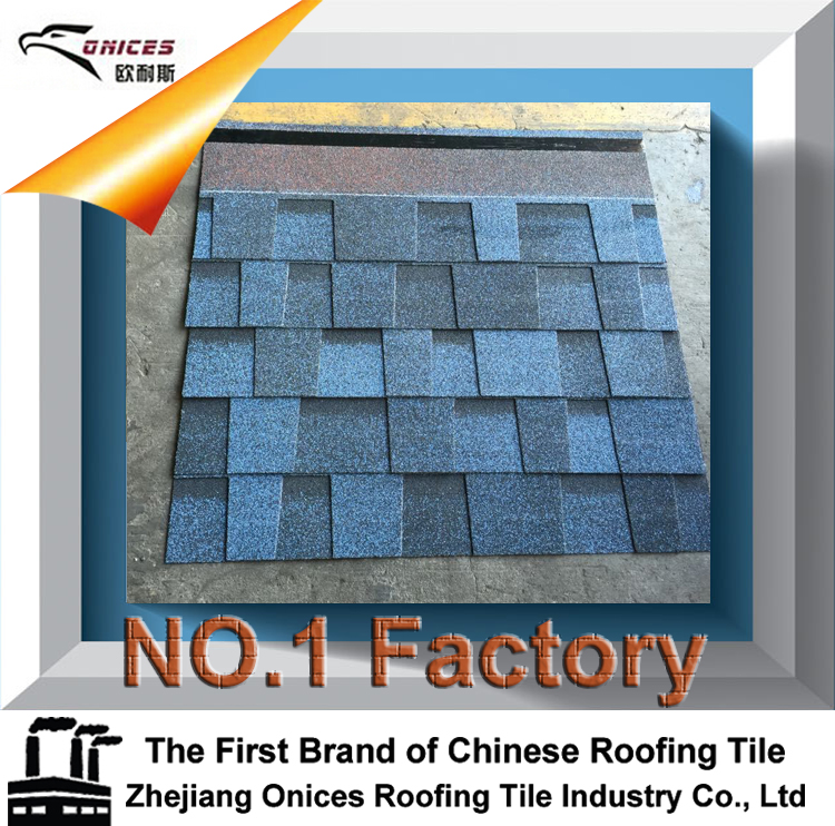 ONICES Fiberglass Asphalt shingle, Roofing Sheets, Building Material Type Synthetic Material Steel Plastic Roof Tile