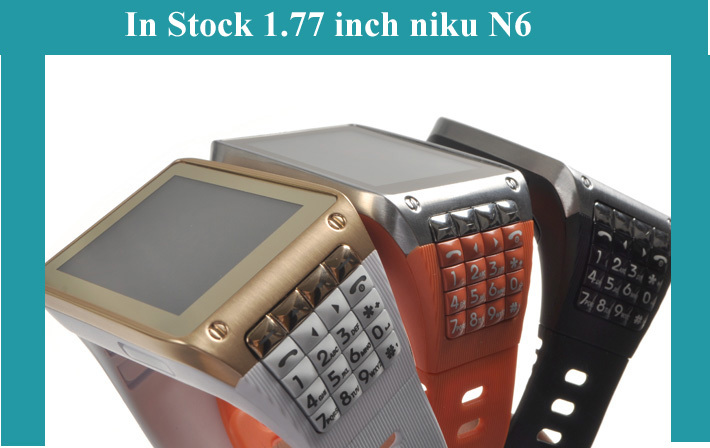 Made in China Support blutooth watch phone with good quality