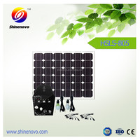 Easy Installation 60w Solar Energy Home System