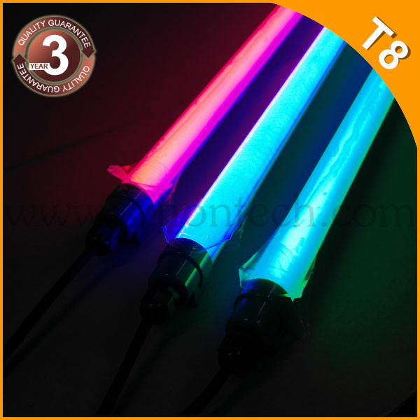 2700-6500k dimmable color changing led tubes 18W 1200mm led tube t8