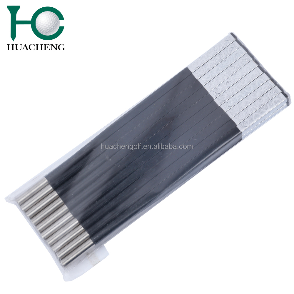 Chinese black plastic chopsticks with disposable bamboo chopsticks head