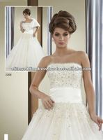 2012 newest wedding dress