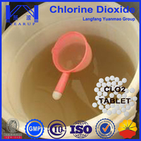 Most Efficient Chlorine Dioixde Tablet for Drinking Water Disinfection