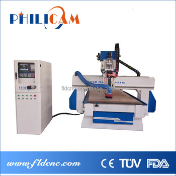 cheapest Jinan philicam lifan auto 8 tools ATC cnc router Linear tool changing machine