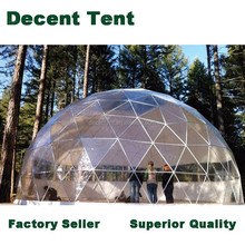 2017 New Fashion 4m Camping Tent Outdoor Garden Family Dome Party Tents