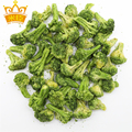 Vacuum fried Broccoli chips as vegetable chips