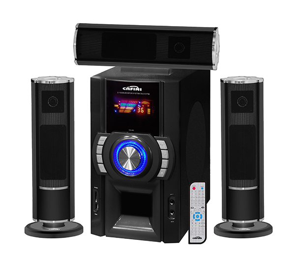 2015 NEW Strong bass 2.1 computer multimedia speaker with screen