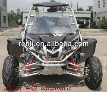250cc road ster buggy CVT buggy