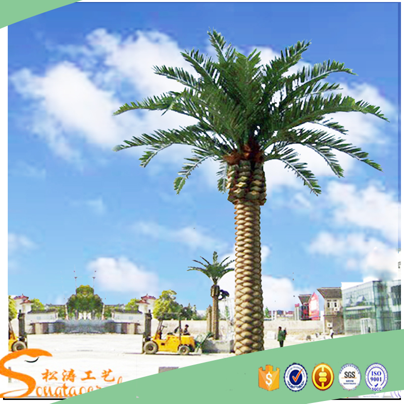 Make cheap outdoor artificial date palm tree and tissue culture date palm for sale