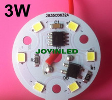 3W AC220V IC Integrated Driverless Module 2835 Led PCB Chip