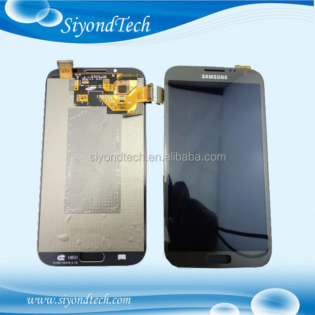 NEW LCD Screen Panel with LCD Digitizer Assembly For Samsung Galaxy Note 2 ii N7100