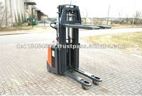 SPE125L EL4625 BT Electric Pedestrian Pallet Stacker