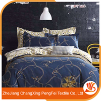 Classical designed bed cover sheet with good quality