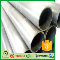 ss 304 316 mirror polish stainless steel pipe