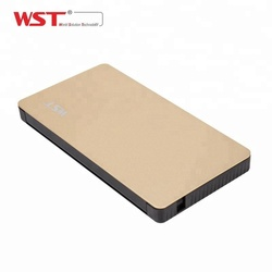 China fashion factory rechargeable 8000 mah laptop power bank