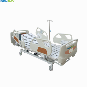BR-HBE06 5-Function Electrical Hospital ICU Bed Hospital Bed For ICU Patient Factory