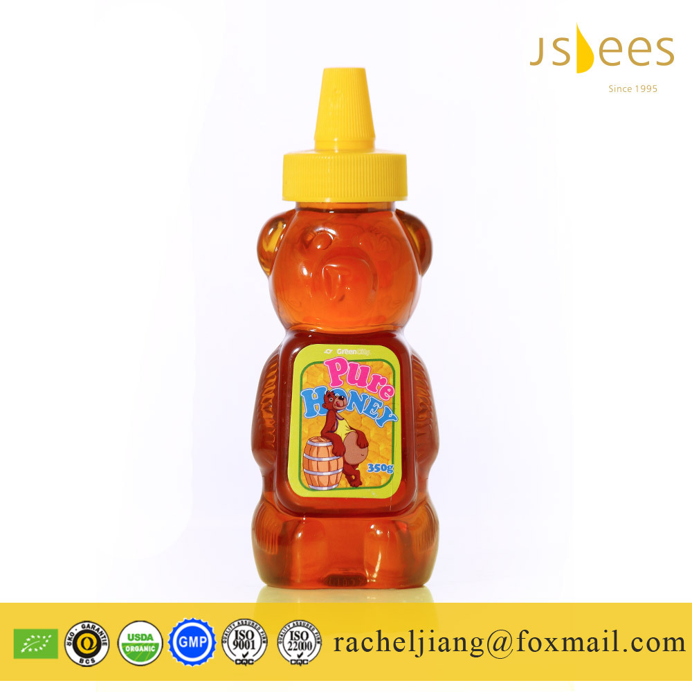 2017 promotion wohlesale high quality natural honey with ISO