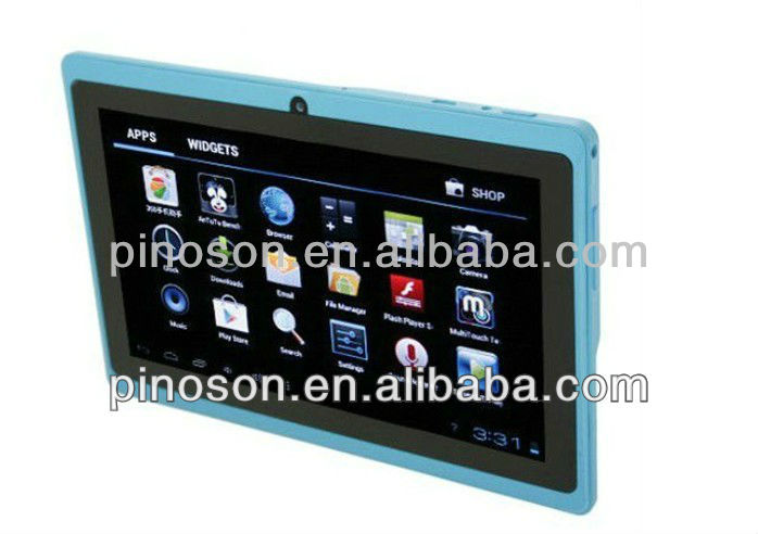 "High-quality 7"" Factory direct marketing dual camera tablet very cheap"