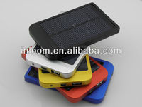 Portable universal solar charger for mobile phone/iPhone/iPad