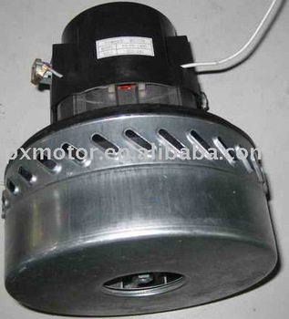PX-PR-LG vacuum cleaner motor with double stage fan
