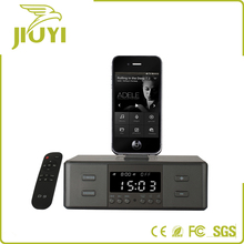 A2DP Wireless For Android Phone Docking Station Alarm Clock Speaker Speaker