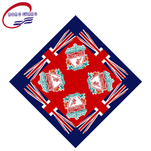Hot sale wholesale country ACM flag bandana, custom soccer scarf