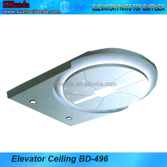Elevator Parts/Panoramic Elevator Cabin Ceiling