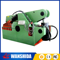 Supplier hydraulic hand stainless steel scrap Recycling cutting press