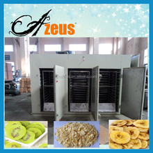 Low price hot air pepper dryer machinery with electric heating pipes