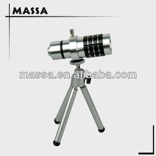 12X Zoom Lens Camera Telescope For Mini Ipad