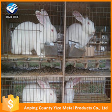 Best selling galvanized rabbit farming equipment for commercial rabbits battery cage