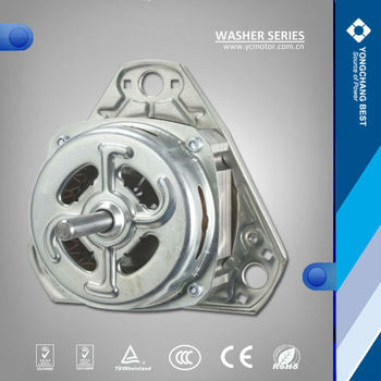 asynchronous washing machine motors