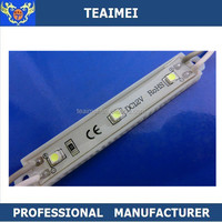 best selling SMD2835 DC12V Waterproof LED injection module for led sign