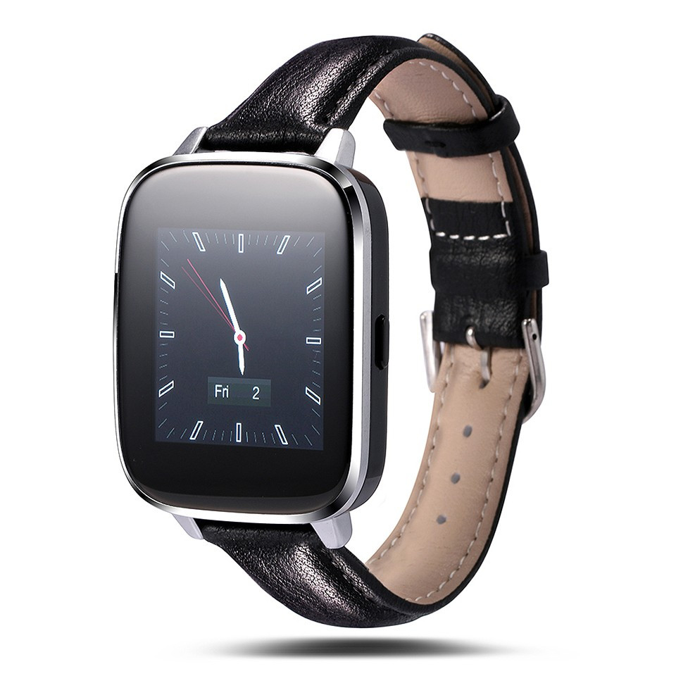 "L10 Factory Price 1.54"" TP3D Single Curved Screen for Iphone wifi smart watch"