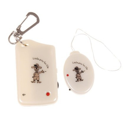 Anti-lost Electronic Personal portable reminder alarm to protect the safety of your child pets and property