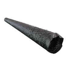 DIN4102 B1 fire resistance polyester fiber exhaust plastic suction flexible ventilation mining duct