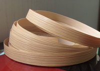 Compeititve prices melamine edge banding /decorative wood/flexible plastic strips