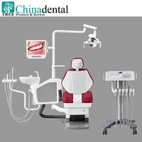 Latest innovative products dental chair taiwan import from china