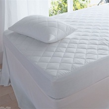 Hotel Comfortable Waterproof Quilted Fitted Mattress Pad