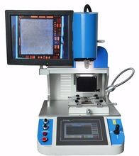 ZS-700 BGA rework station for mobile phone ic chip repairing soldering desoldering equipment with optical alignment system